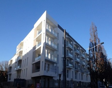Location appartement Nantes, appartement de 38.98m²