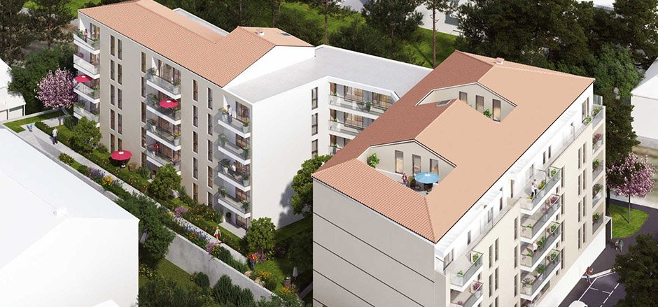 Appartement Toulon, location appartement de 43.7m²