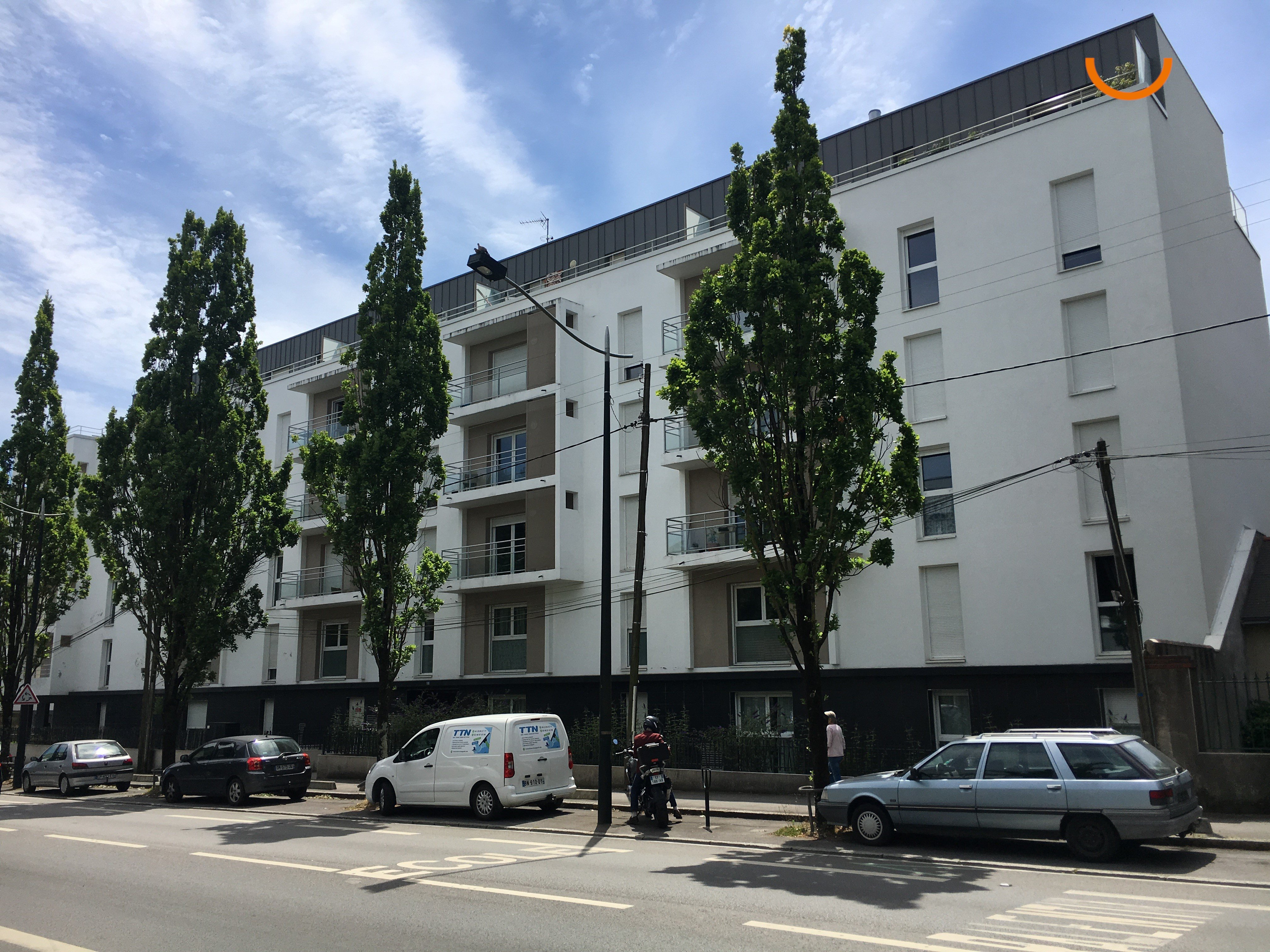 Location Nantes, appartement, 39.46m²
