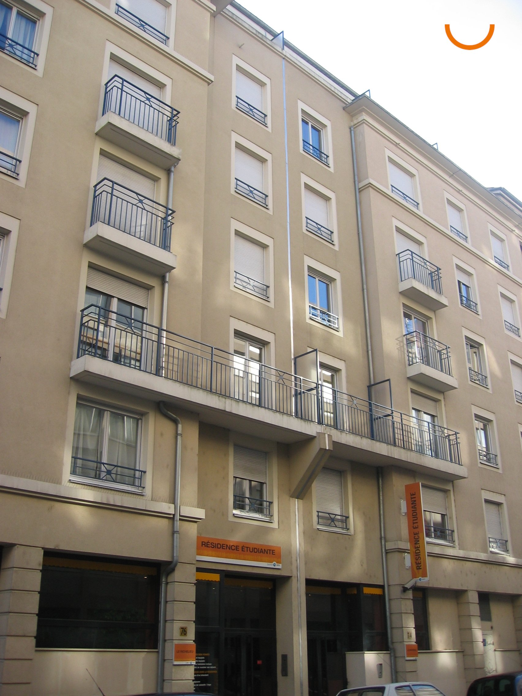 Location appartement Lyon 06, 32.62m²