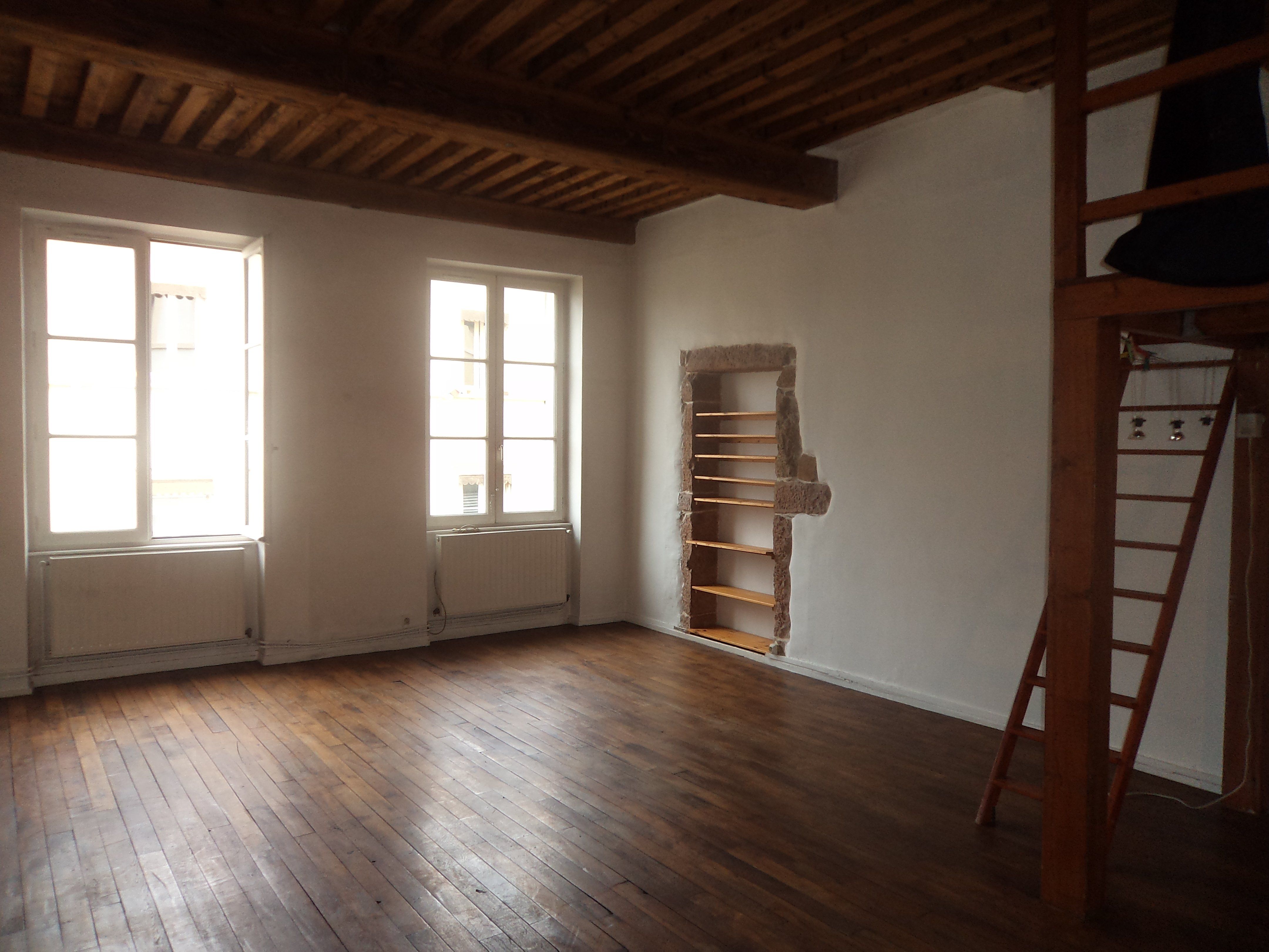 Location Lyon 01, appartement, 77m²