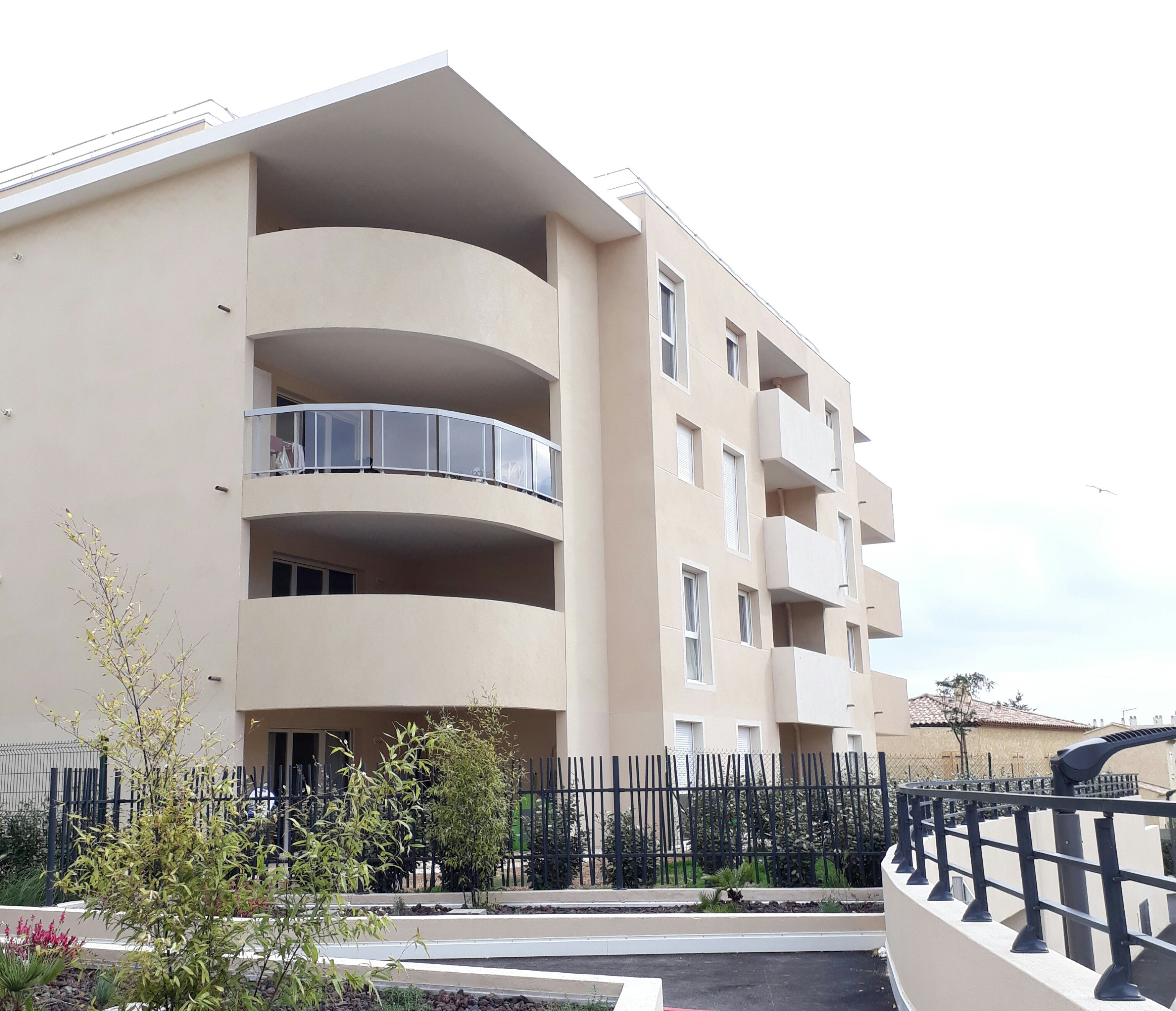 Location appartement à Seyne-sur-Mer, surface de 40.49m²