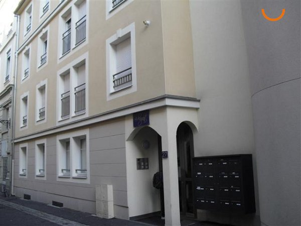 Location appartement Mulhouse, 44.54m²