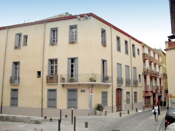 Location appartement à Perpignan, type appartement, 51.96m²