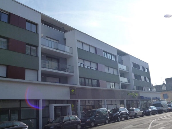 Location appartement Saint-Brieuc, appartement de 38.08m²