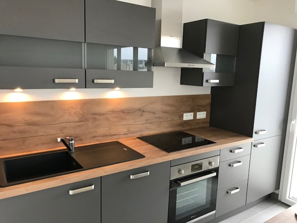Location appartement, appartement de 57.05m², situé à Caen