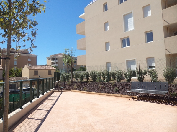 Location appartement Seyne-sur-Mer, appartement de 39.1m²