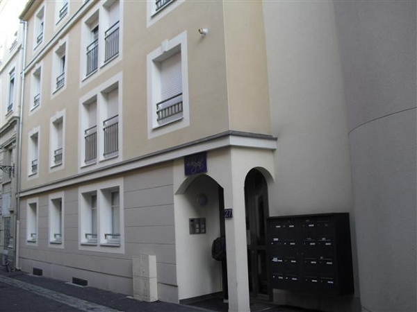 Location Mulhouse, appartement, 44.54m²